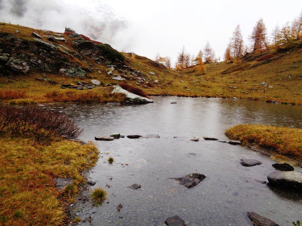 Lago Mal Consej, 2120m