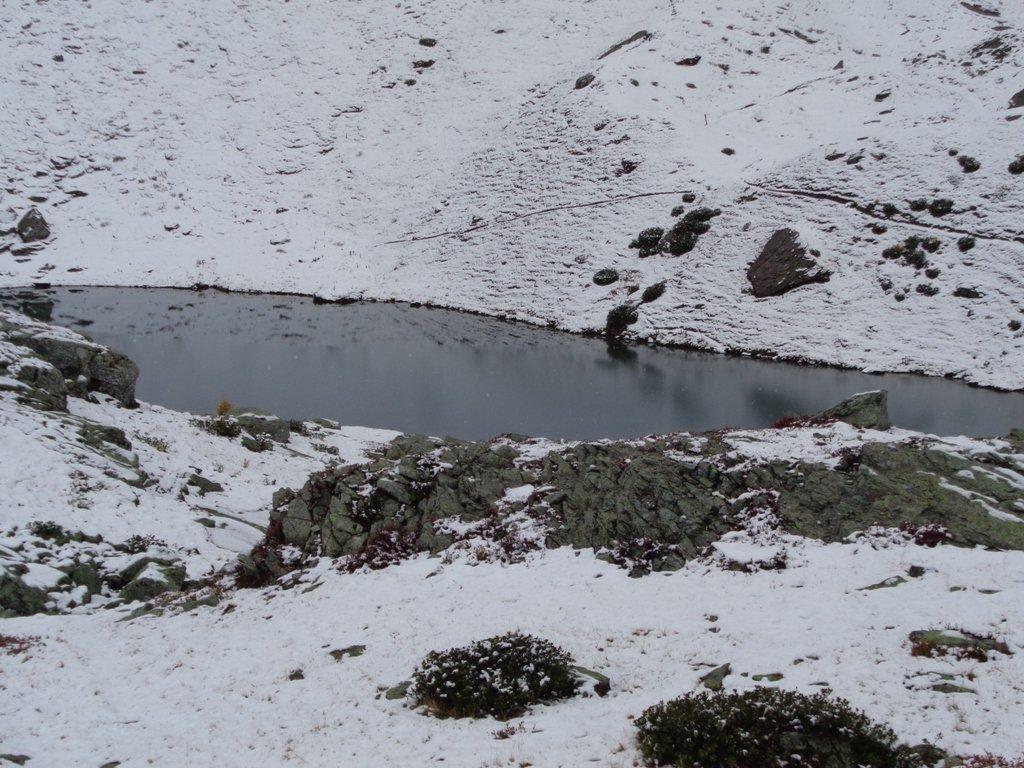 Lago Lungo del Rif. Granero
