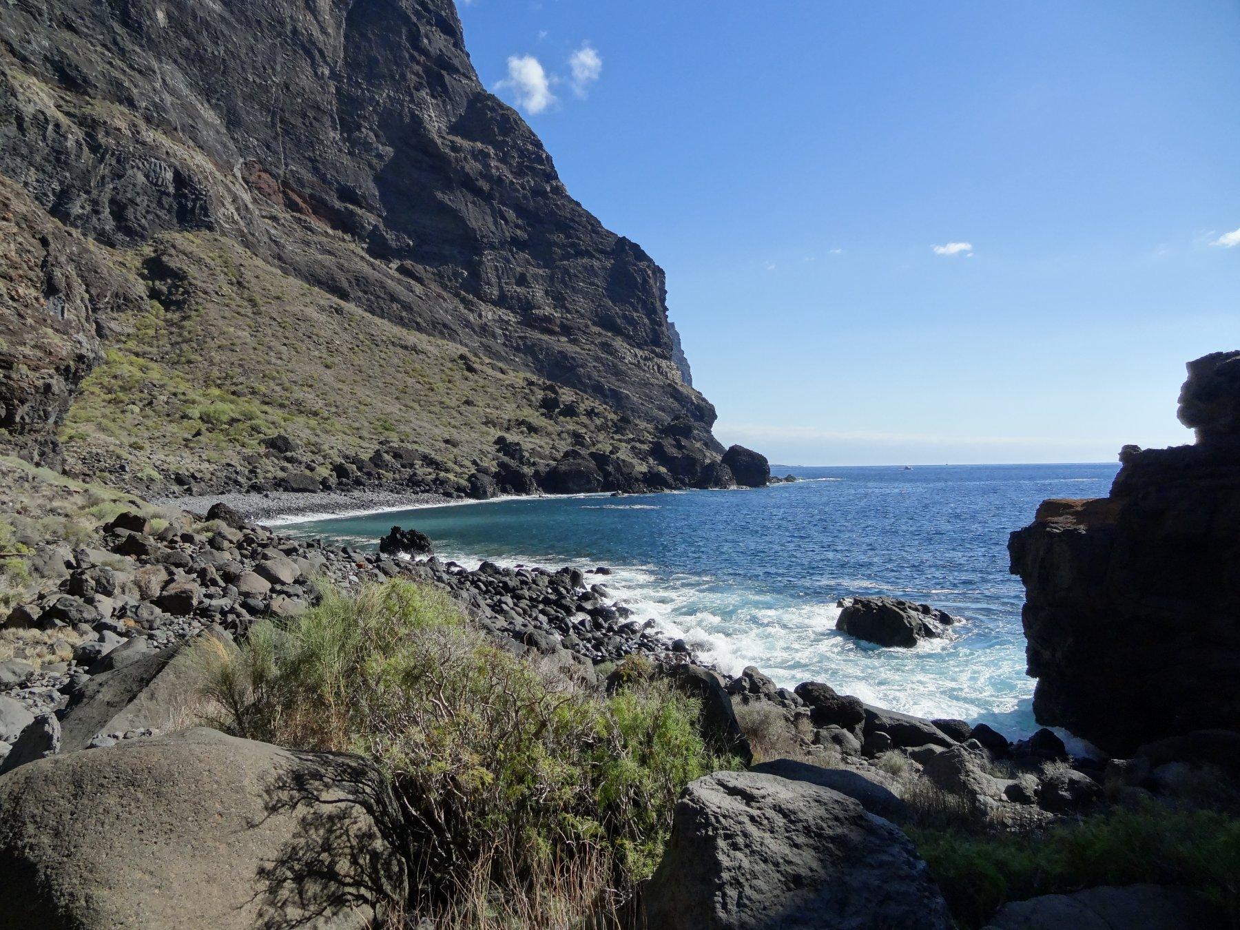 Juan Lopez (Playa) da Los Gigantes - Tenerife 2018-11-11