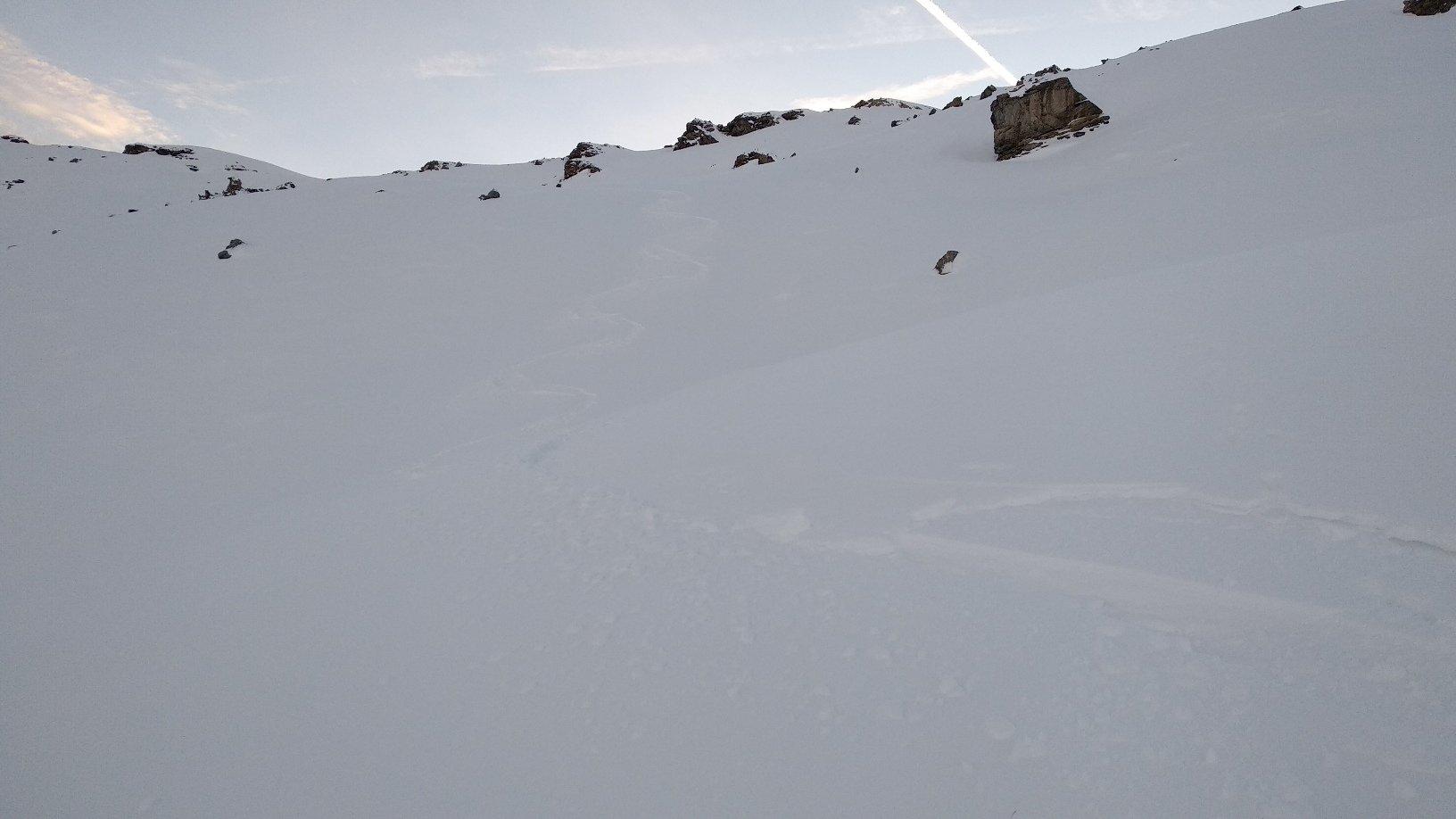 prime curve lato nord