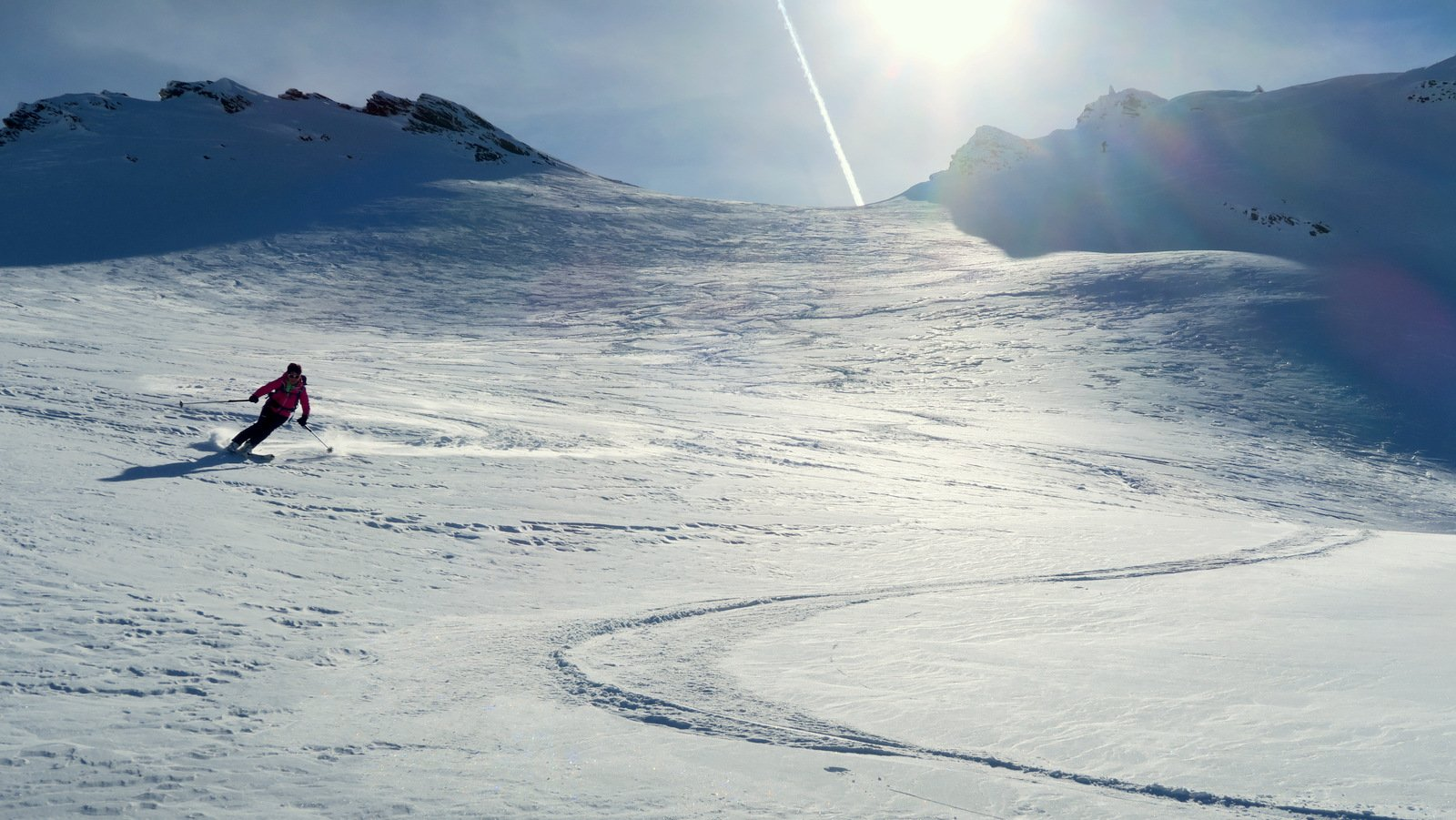 Neve bella a nord