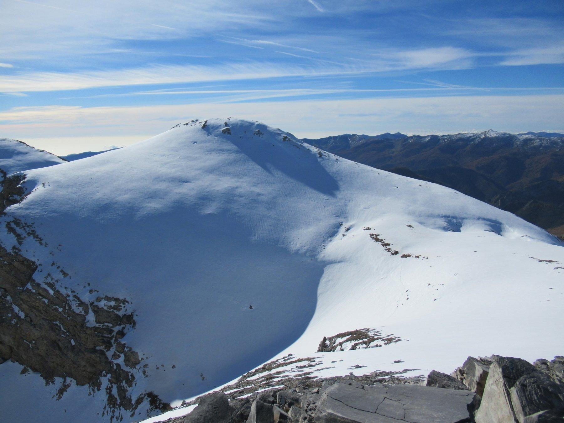 Monte Rotondo dalla Cima Revelli.