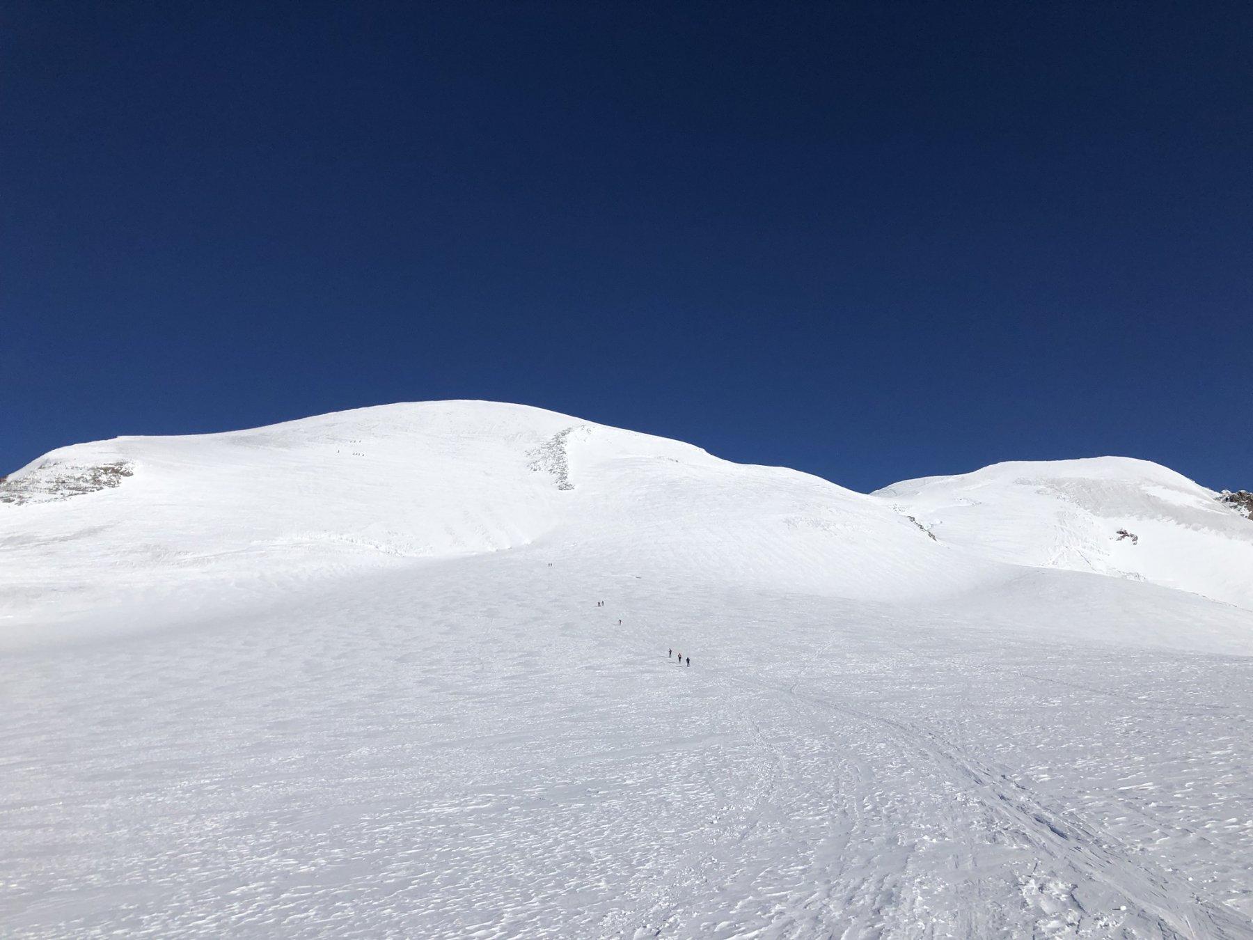 Plateau dei Breithorn