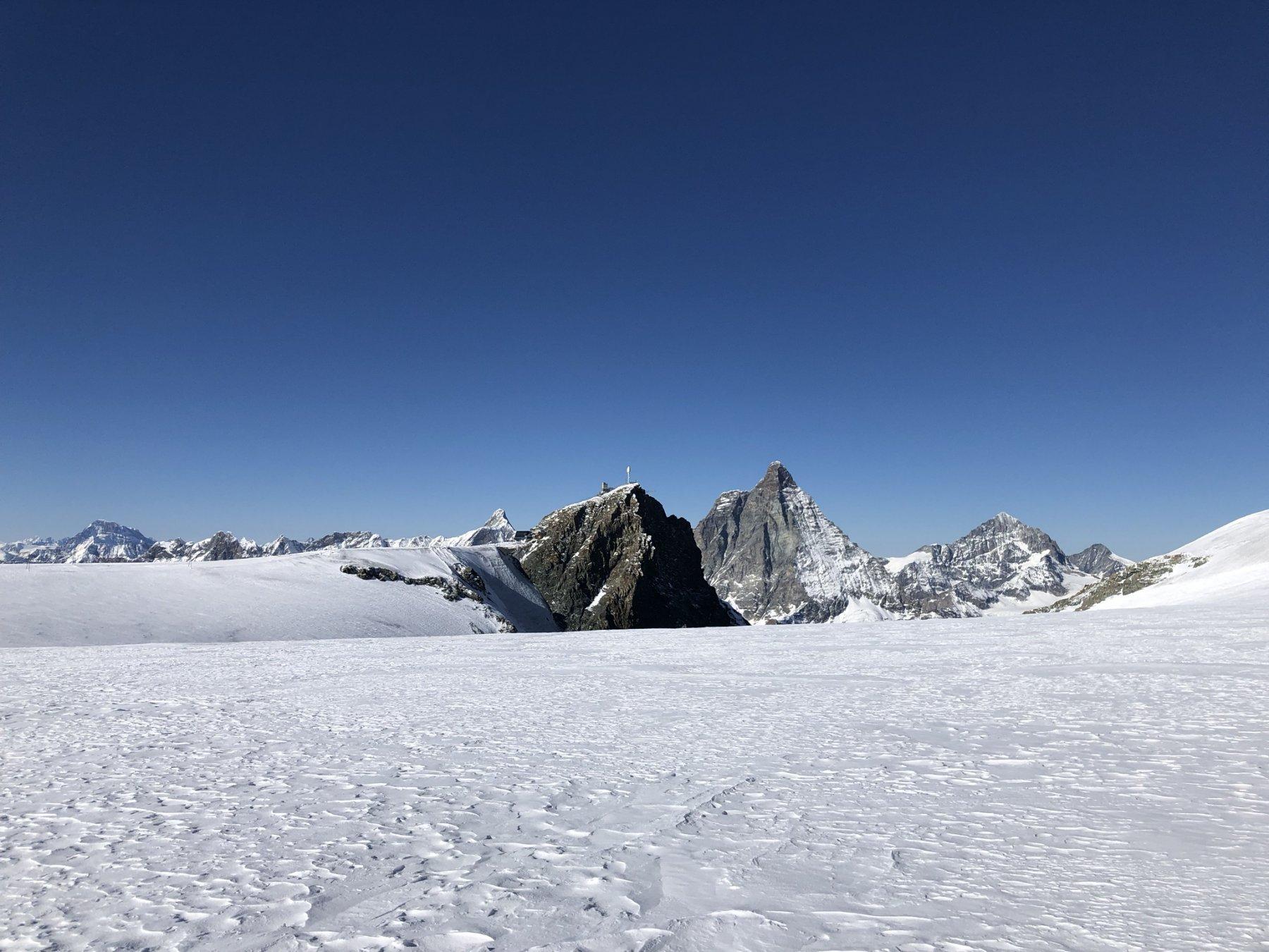 Klein Matterhorn e Matterhorn