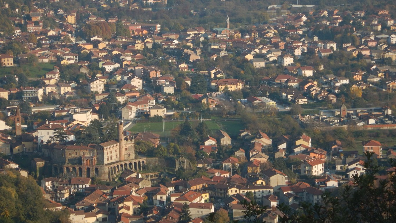 Villar Dora dall'alto