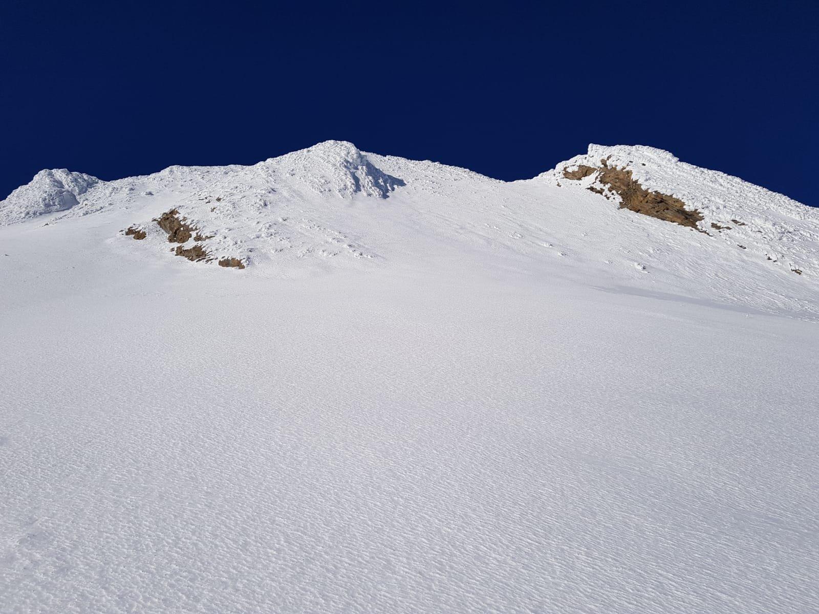La cima patagonica