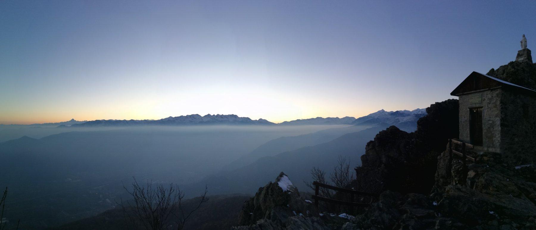 La Valle di Susa col Rocciamelone