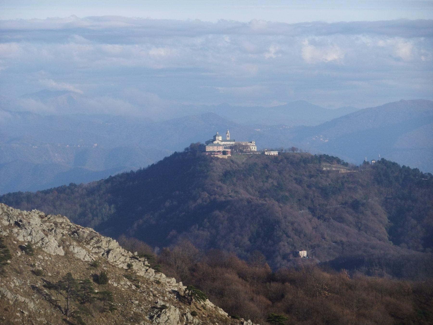 Santuario della Madonna della Guardia