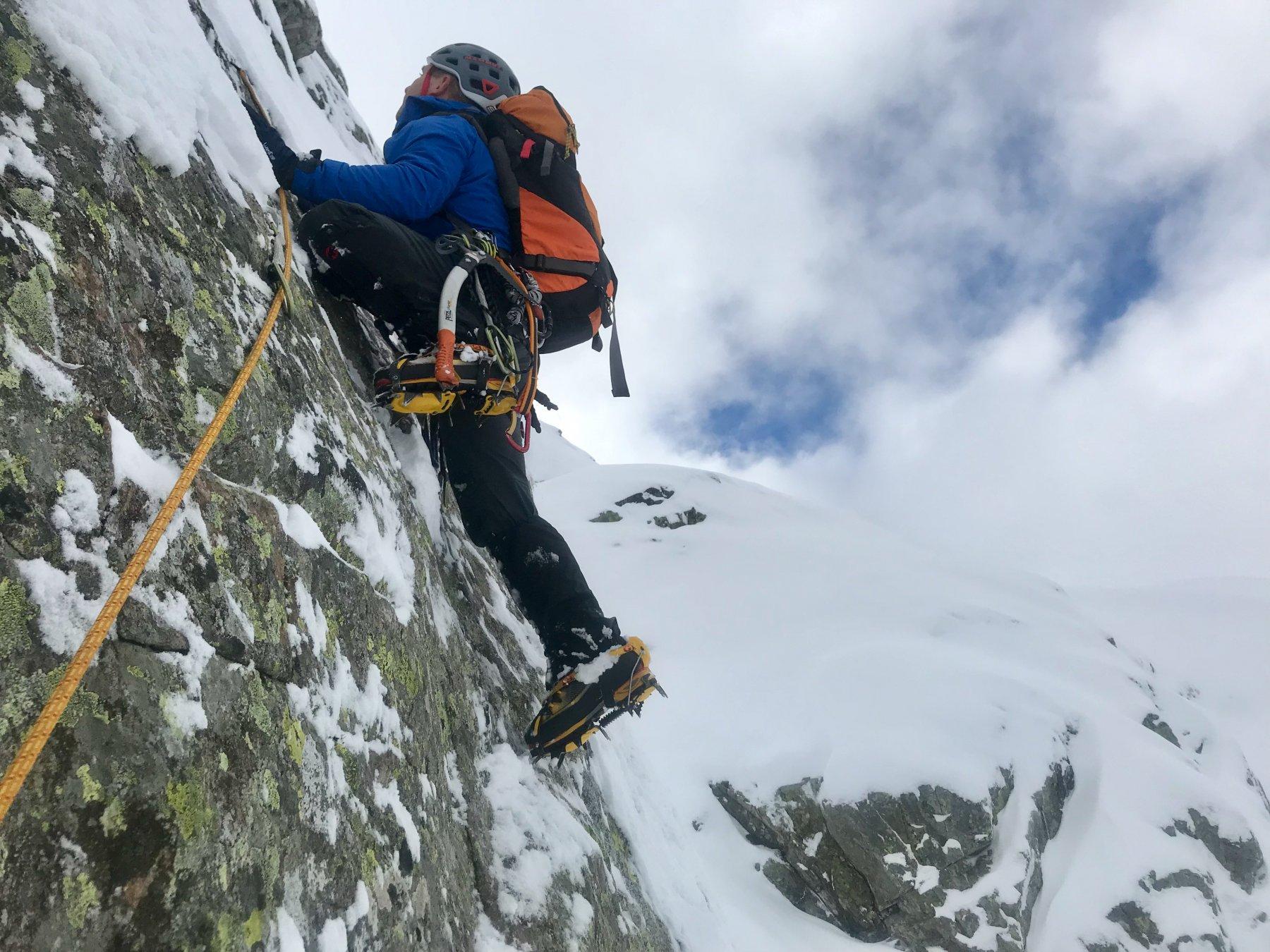 Mucrone (Monte) Aspettando Nessi 2018-11-25