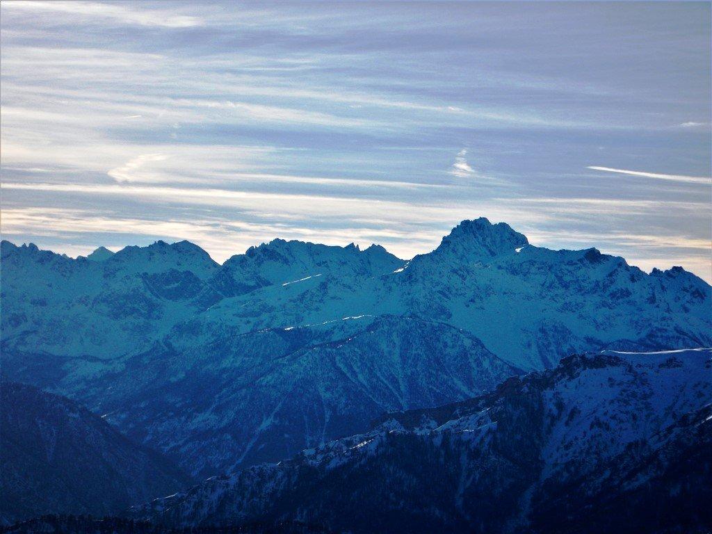 Scende l'ombra sulla Val Mairo
