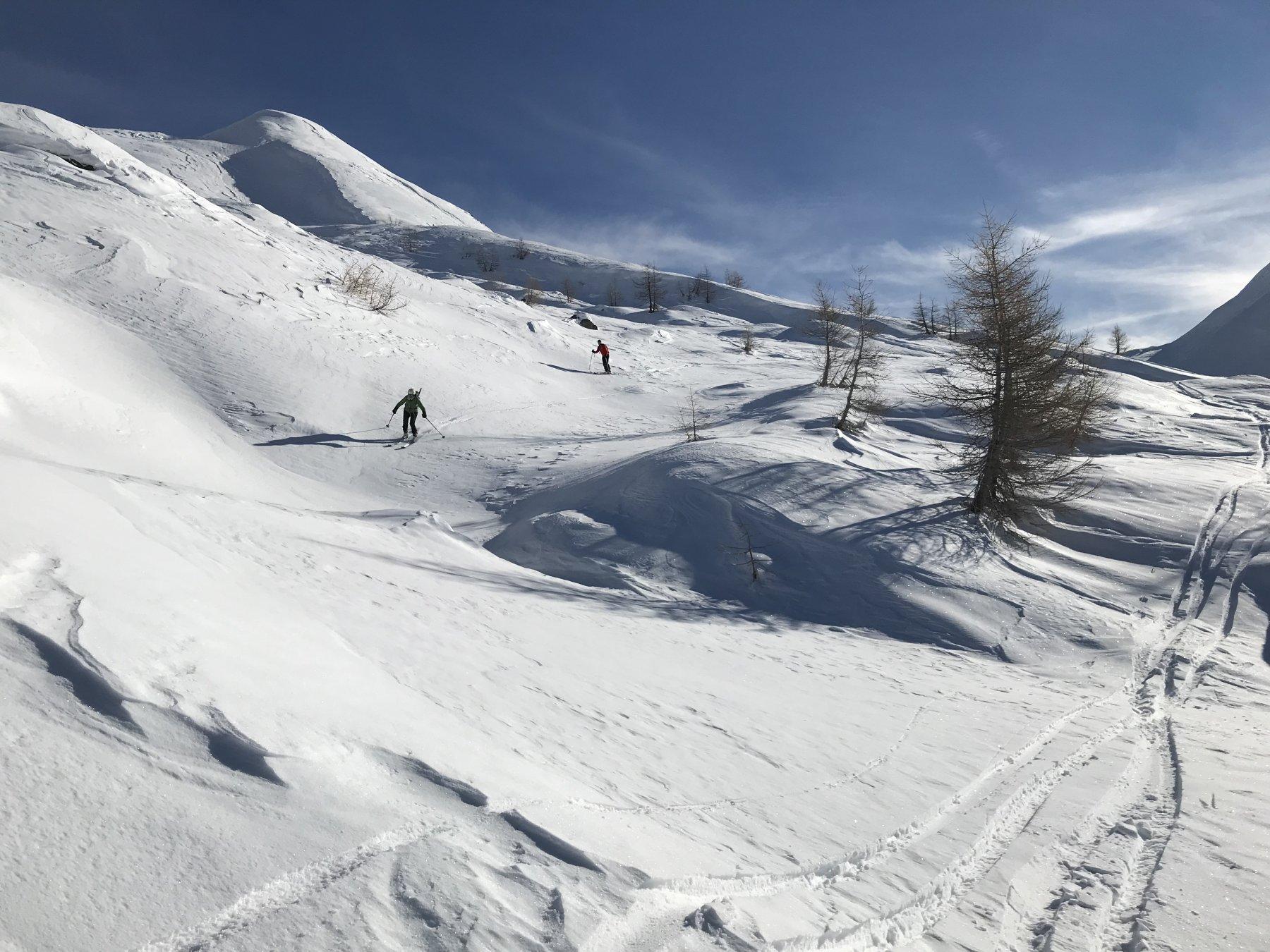 winter powder