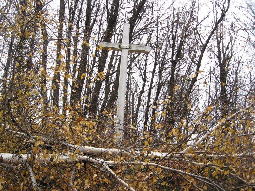 Croce sul Moncalvino