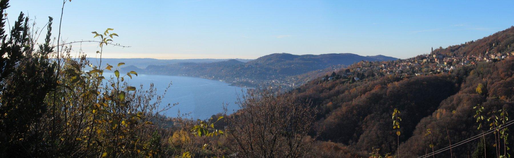 panorami sul Lago Maggiore