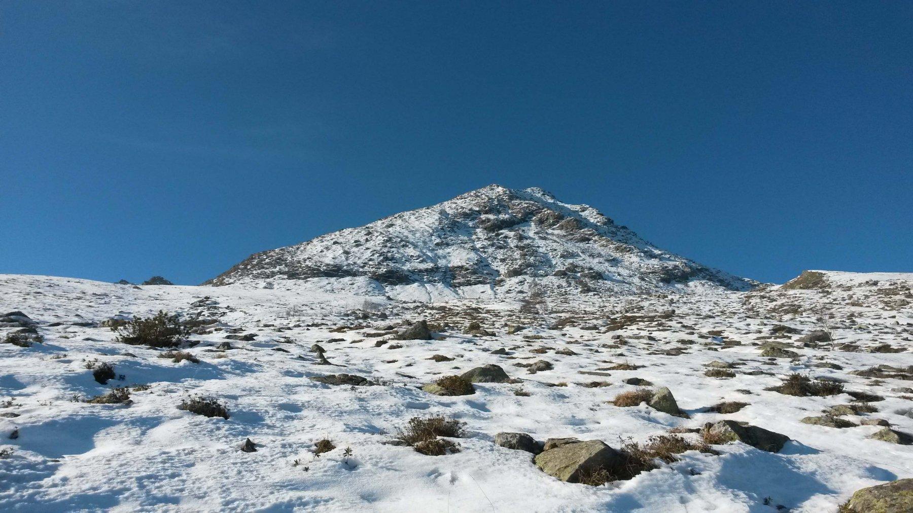 Cima Torretta del Prete 2264 m.