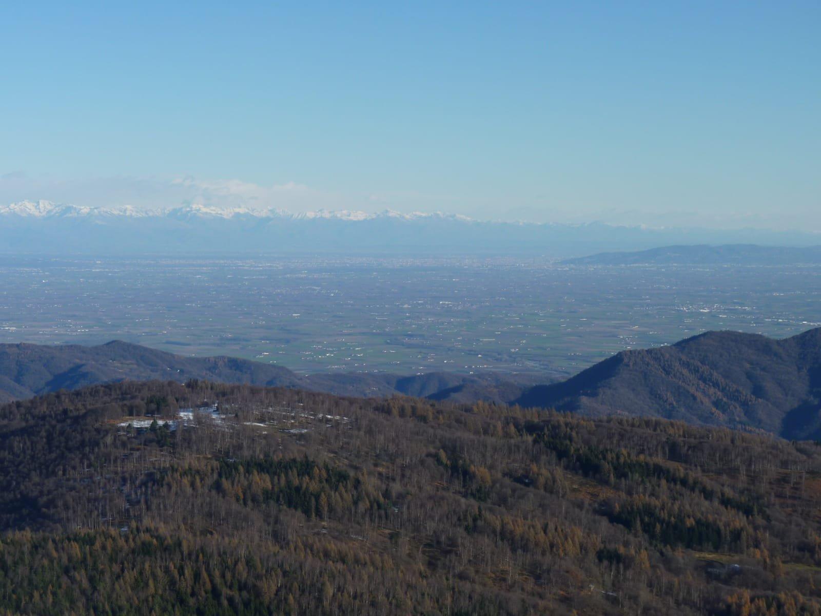 Panorama verso Torino