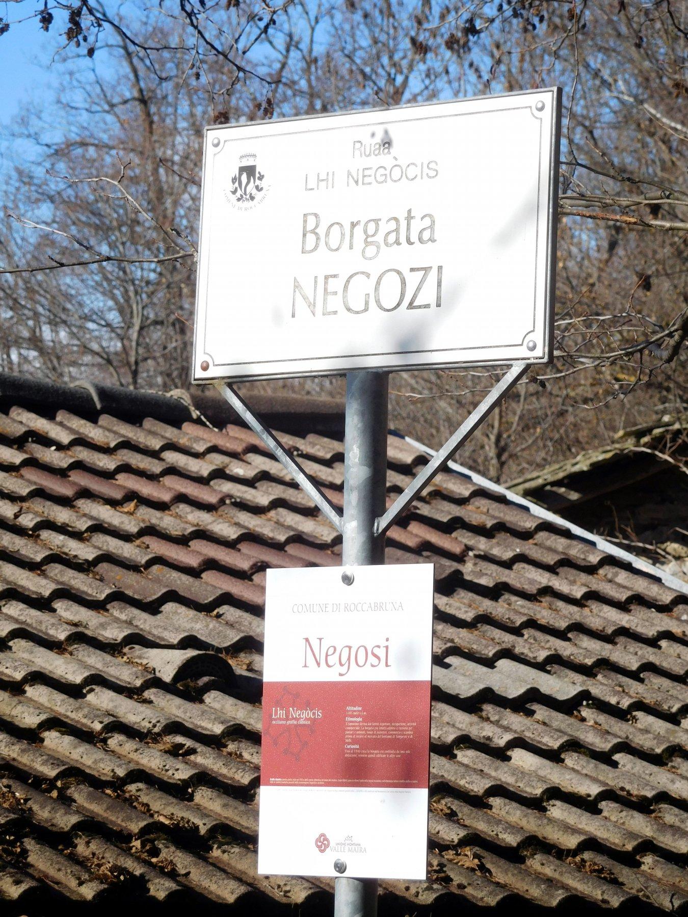 borgata Negozi