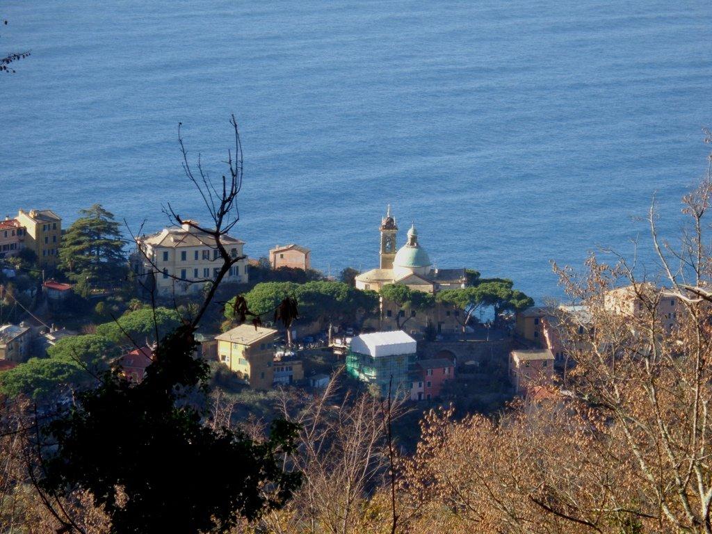 San Rocco da Portofino Vetta