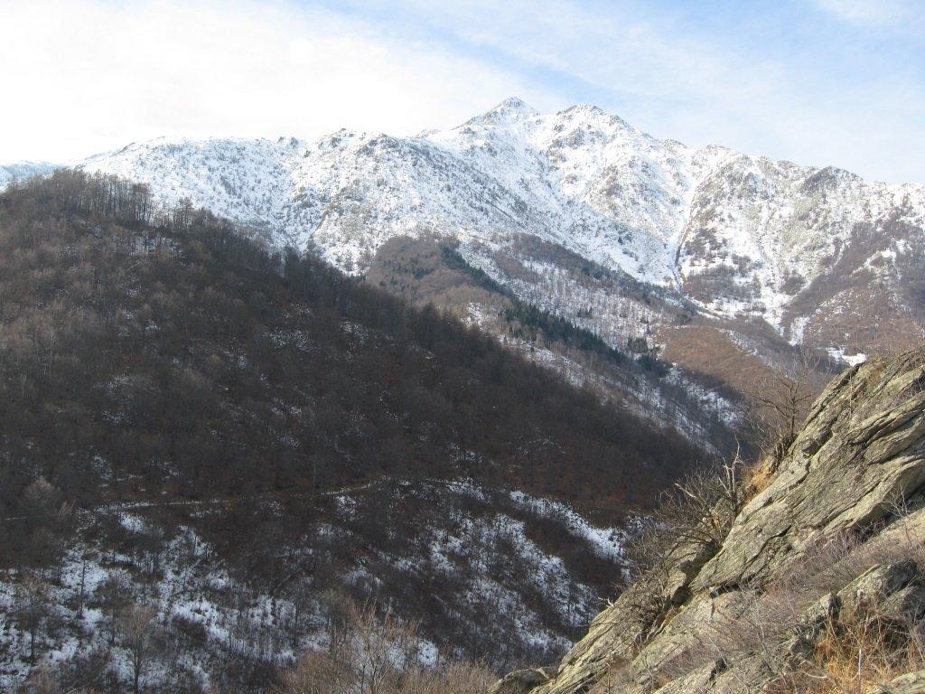 Vinche (Rocca di) e Rocche Nuvolente da Vigna, anello per la sella Morteis 2018-12-12