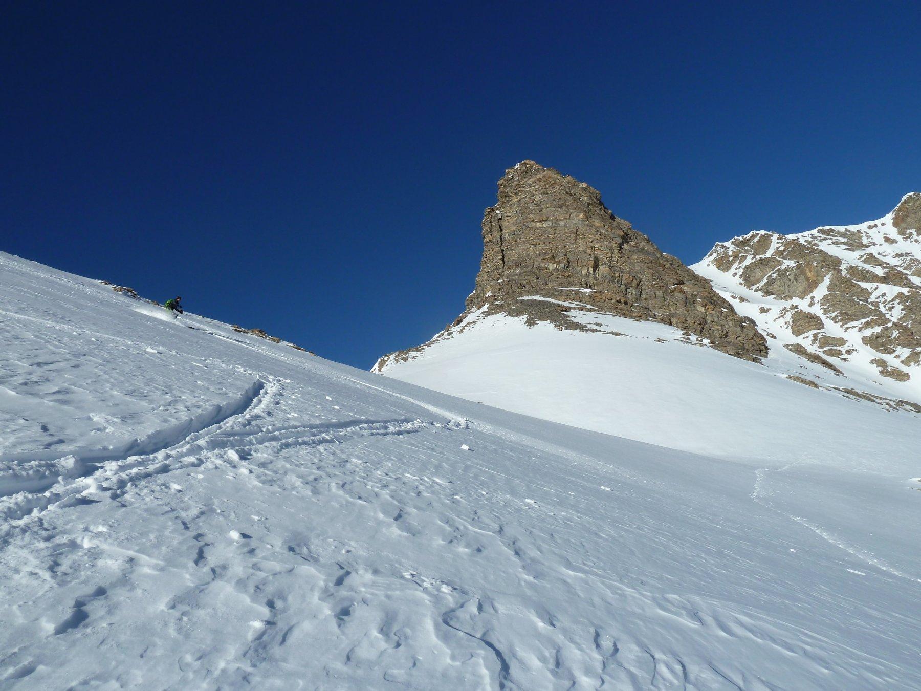 bella neve fin dalle prime curve