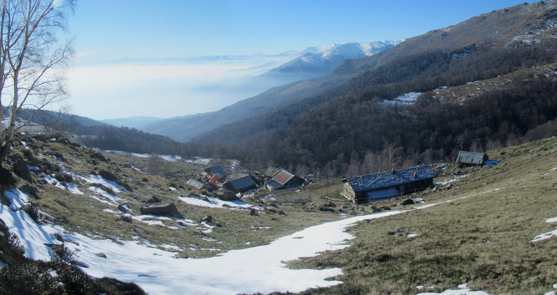 Rifugio Alpe Cavanna