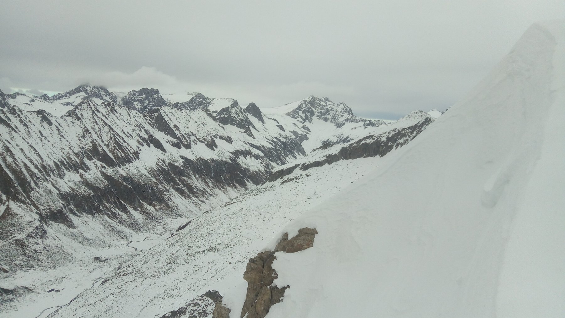 L'ambiente della Val Adamè