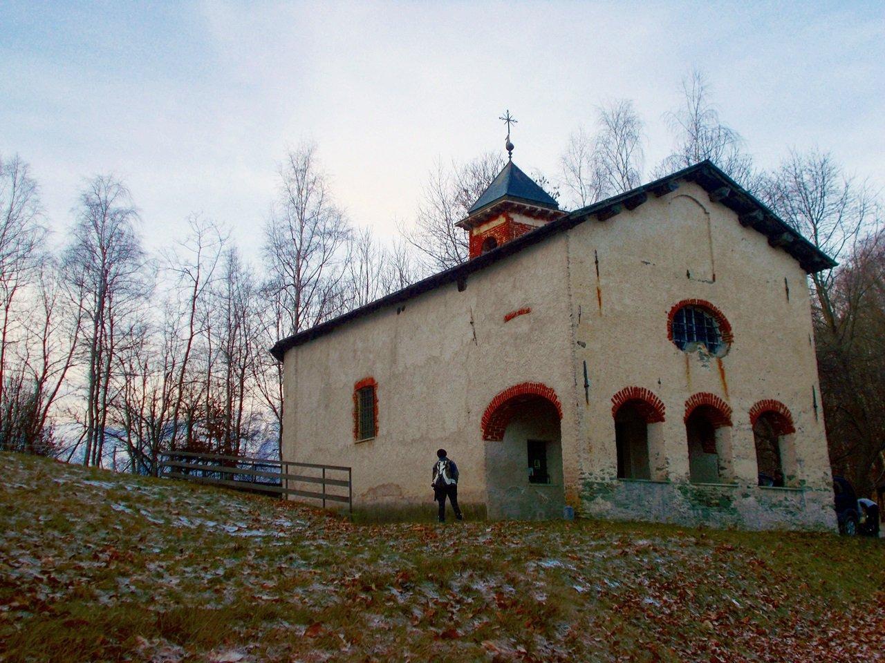 Cappella dell'Olocco