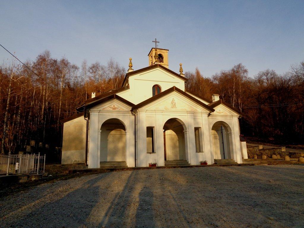 Santuario di Milani