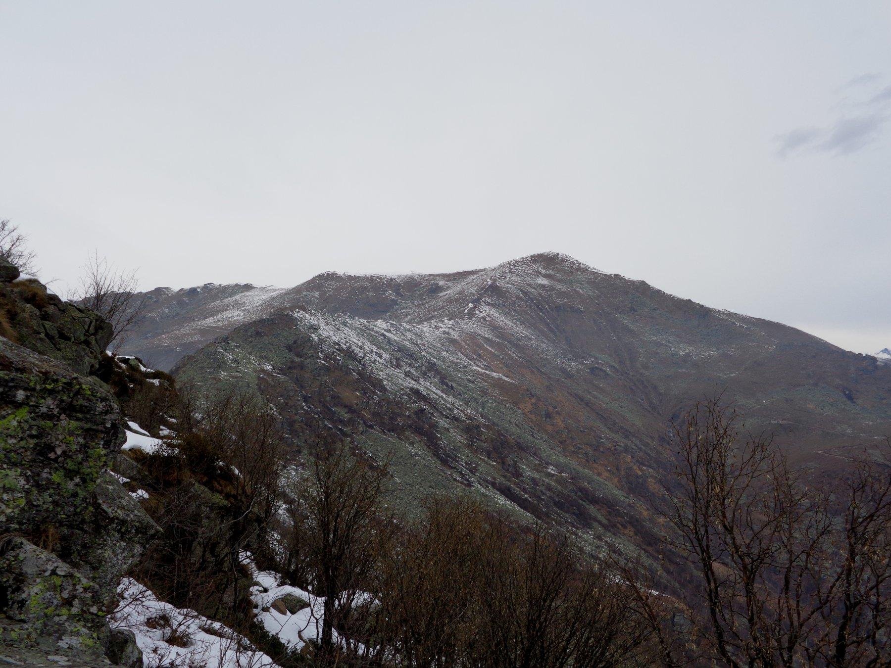 Il Monte Soglio e la cresta sud