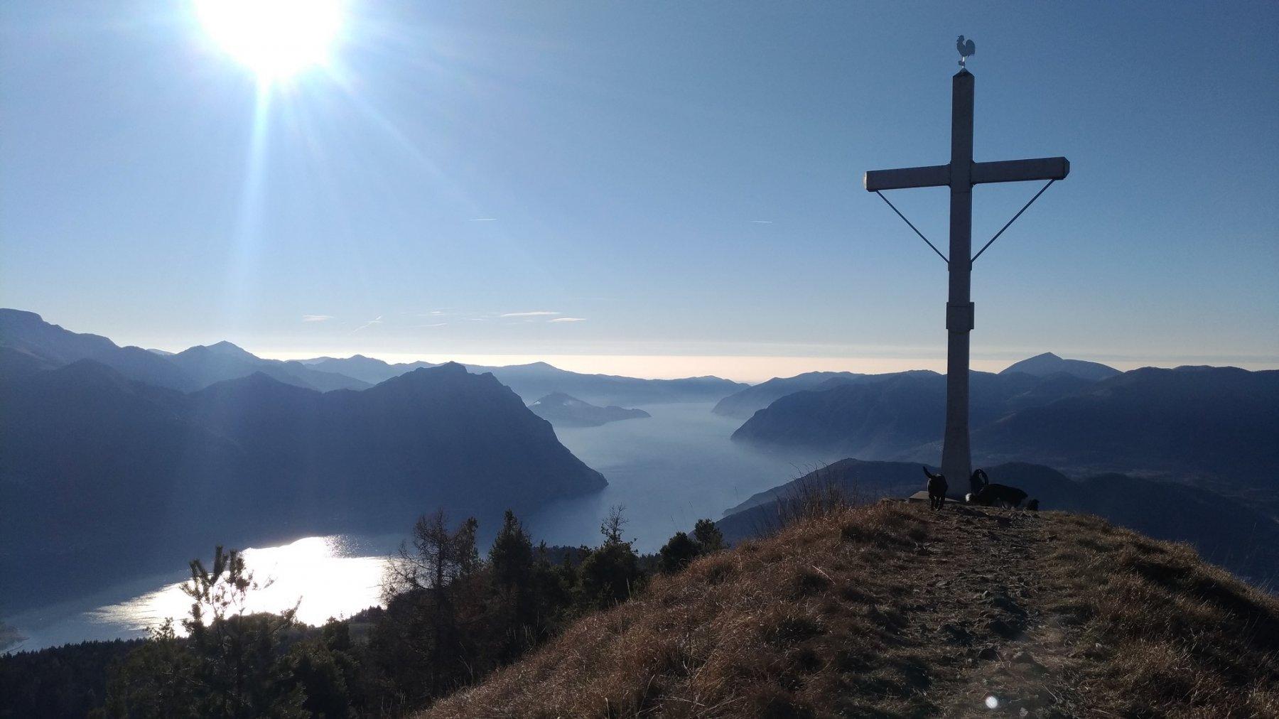 Monte Colombina 1458 m