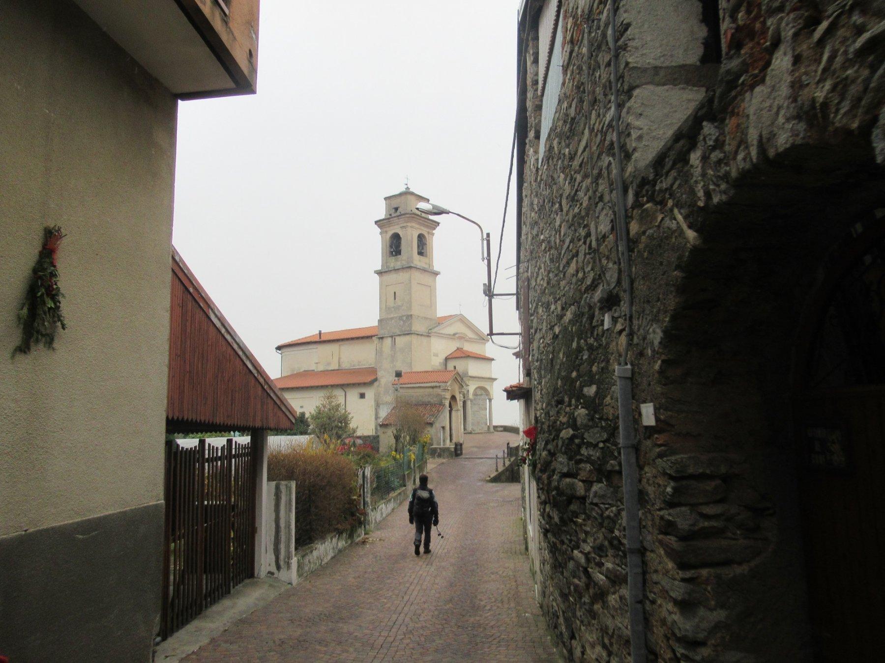 Cornaggia (Monte) da Colazza, anello 2018-12-19