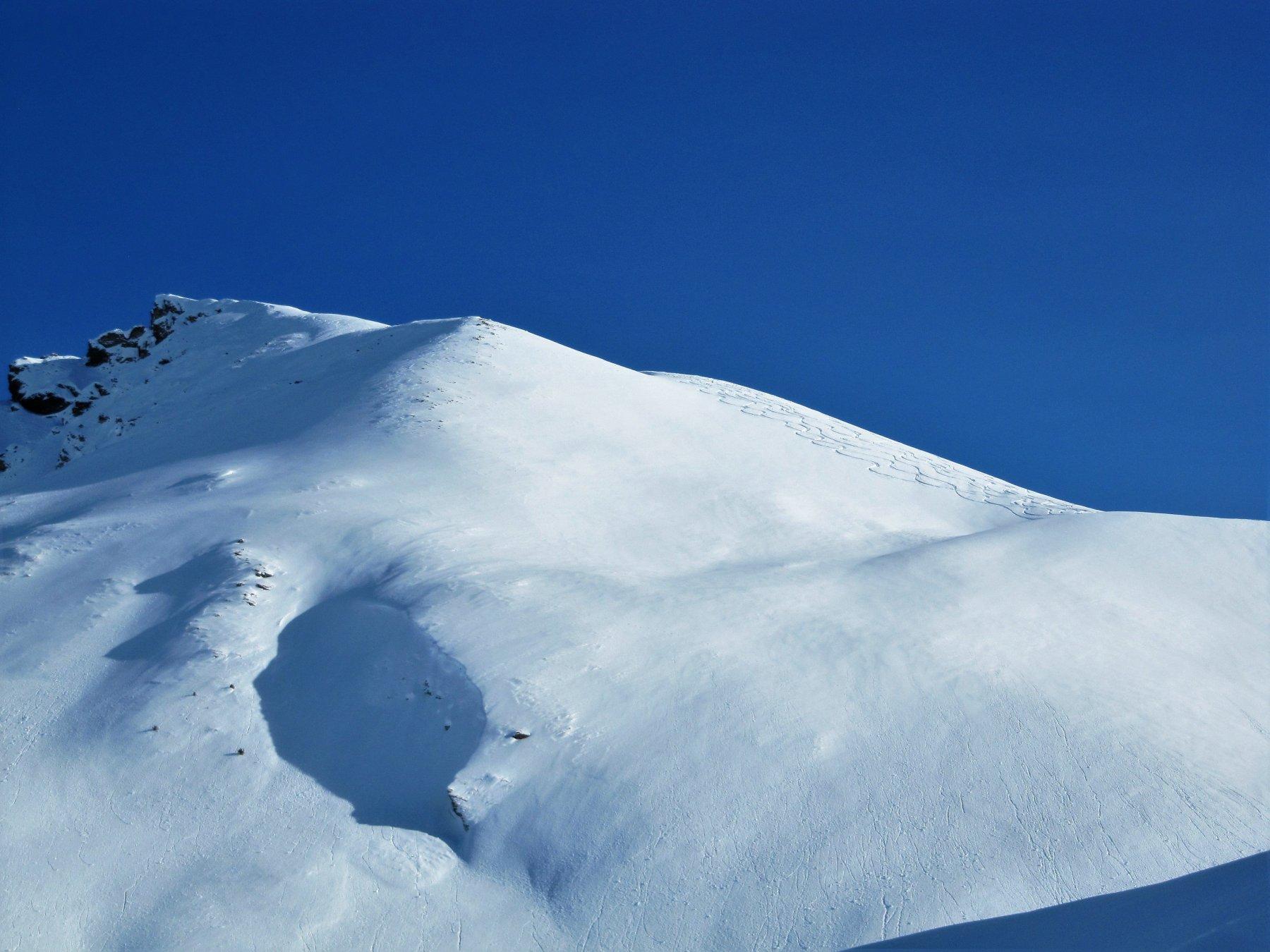 La parte bella da sciare