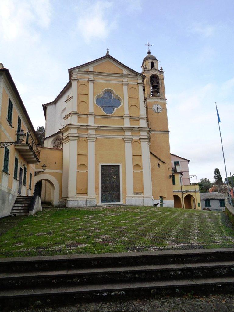 Santuario Madonna di Nozarego