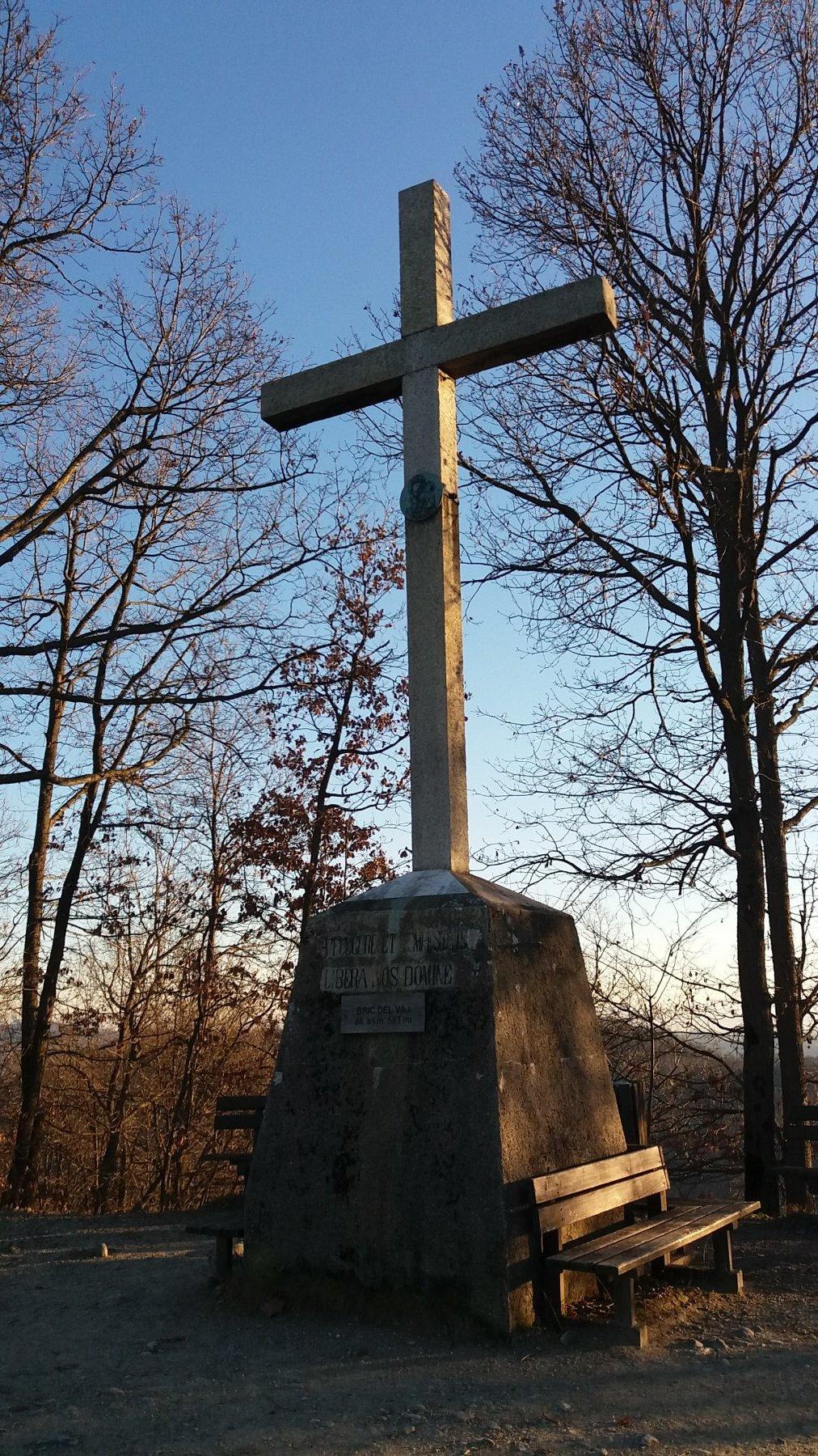 La croce del Vaj
