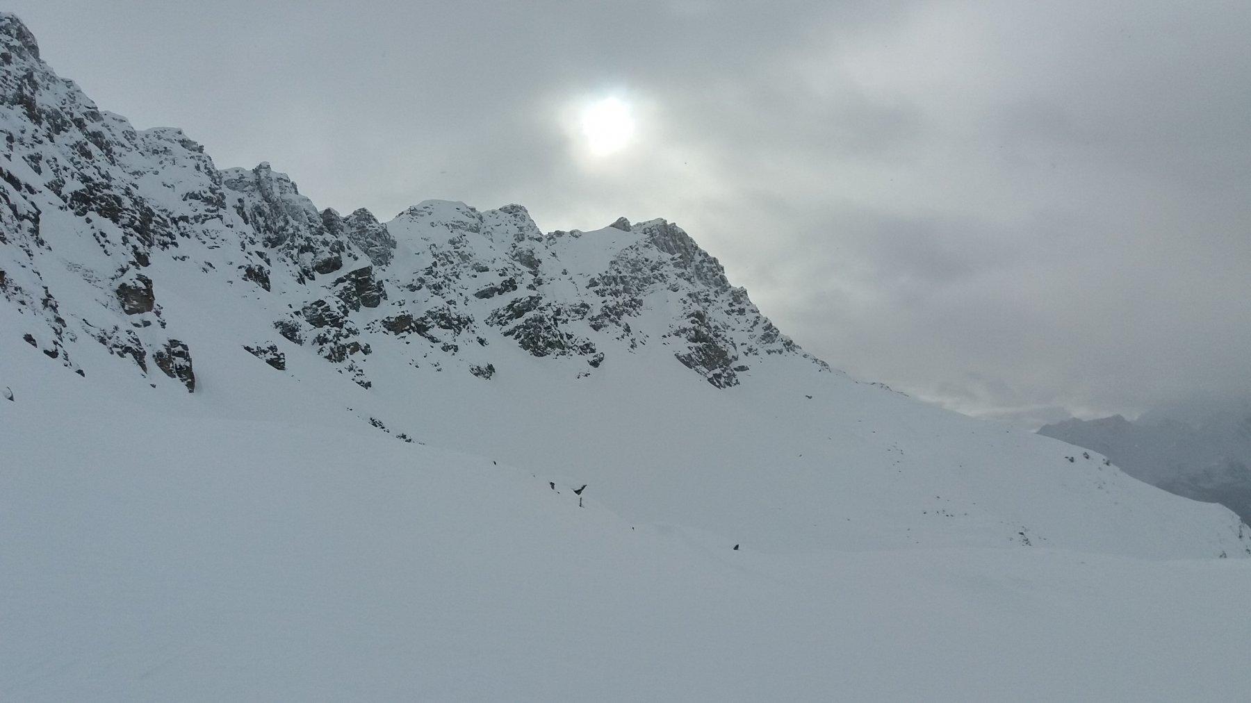 Vista dal Col Serena