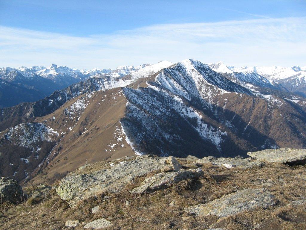 Panorama dal Birrone