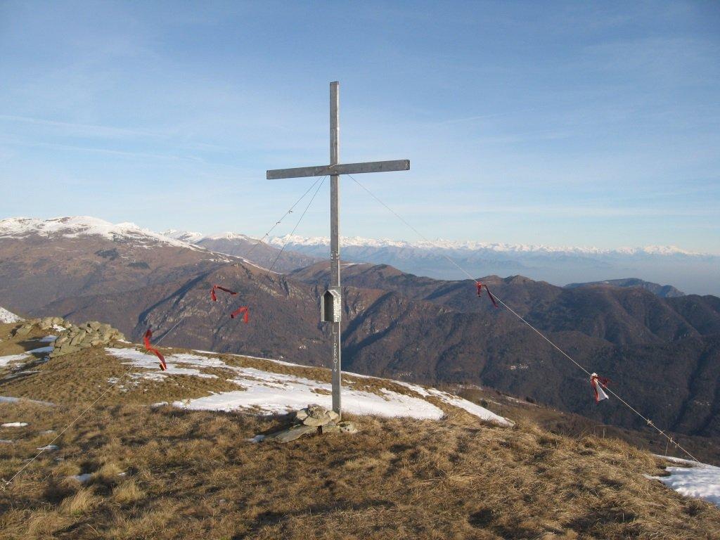 La croce del Cornet
