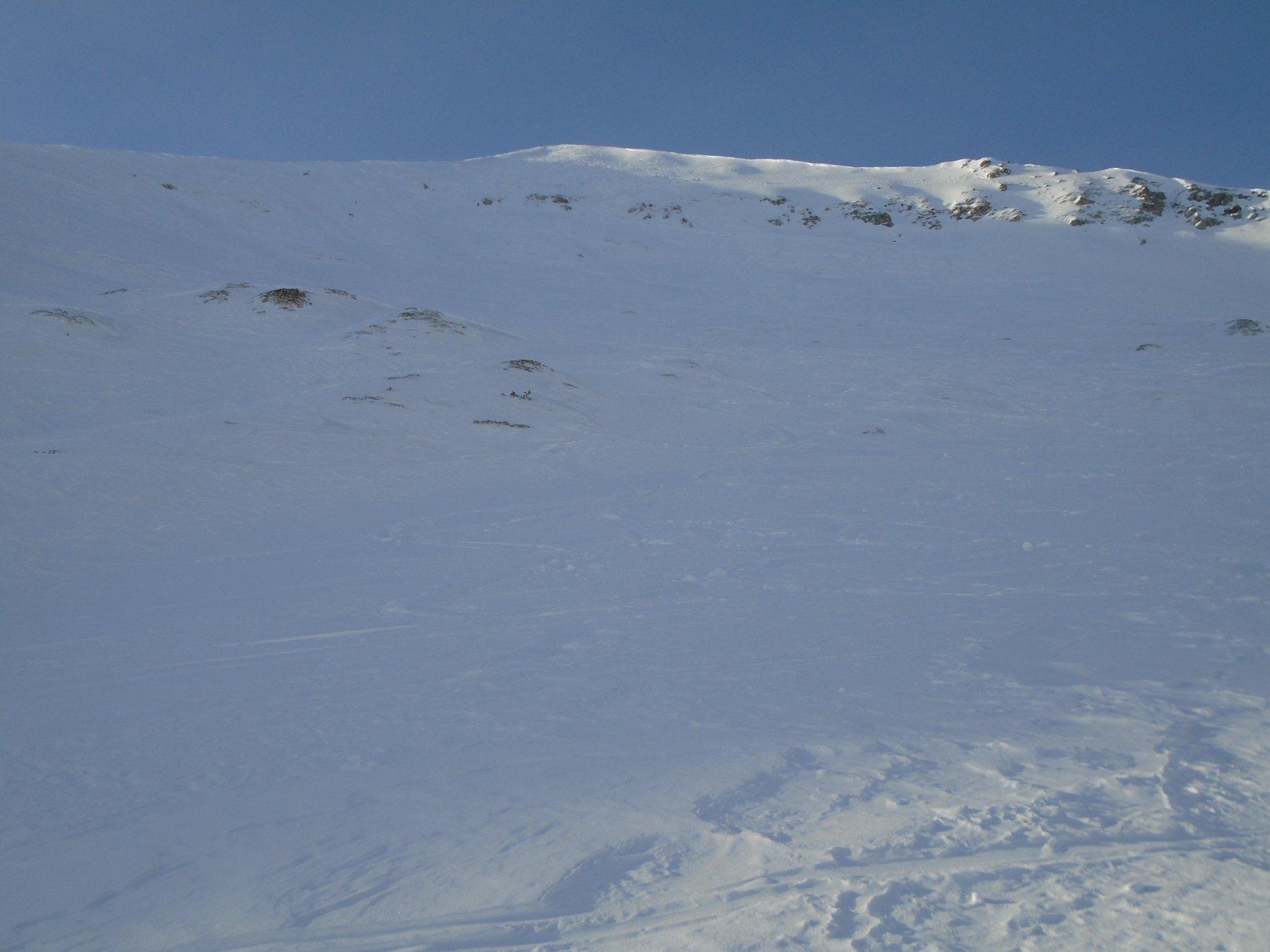 Chiamossero (Monte del) o Ciamoussèda Limonetto per il versante Nord 2018-12-26