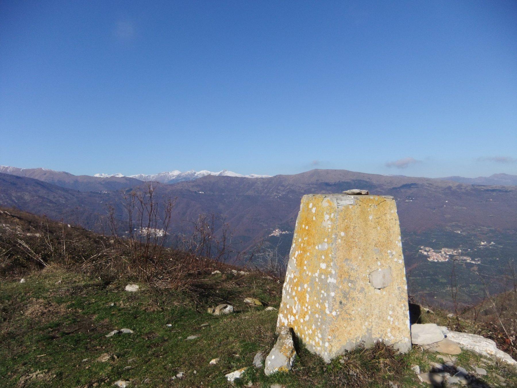 Sul Monte Scuassi