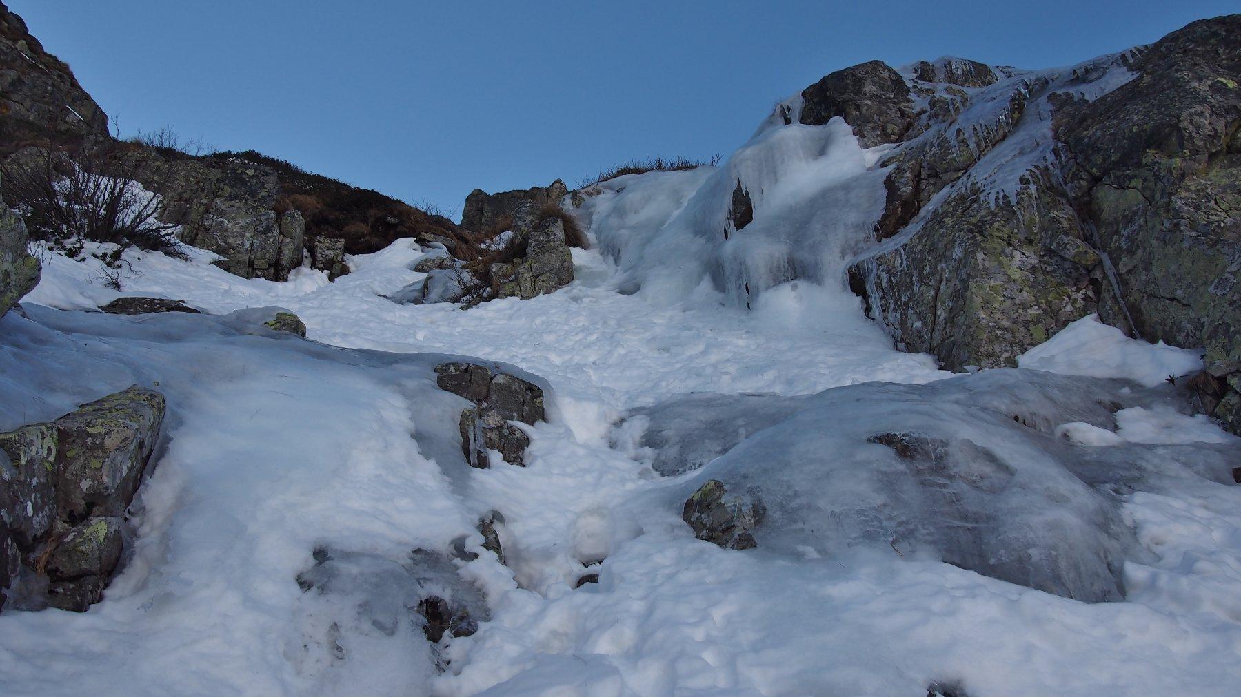 qualche divertente passaggio su ghiaccio