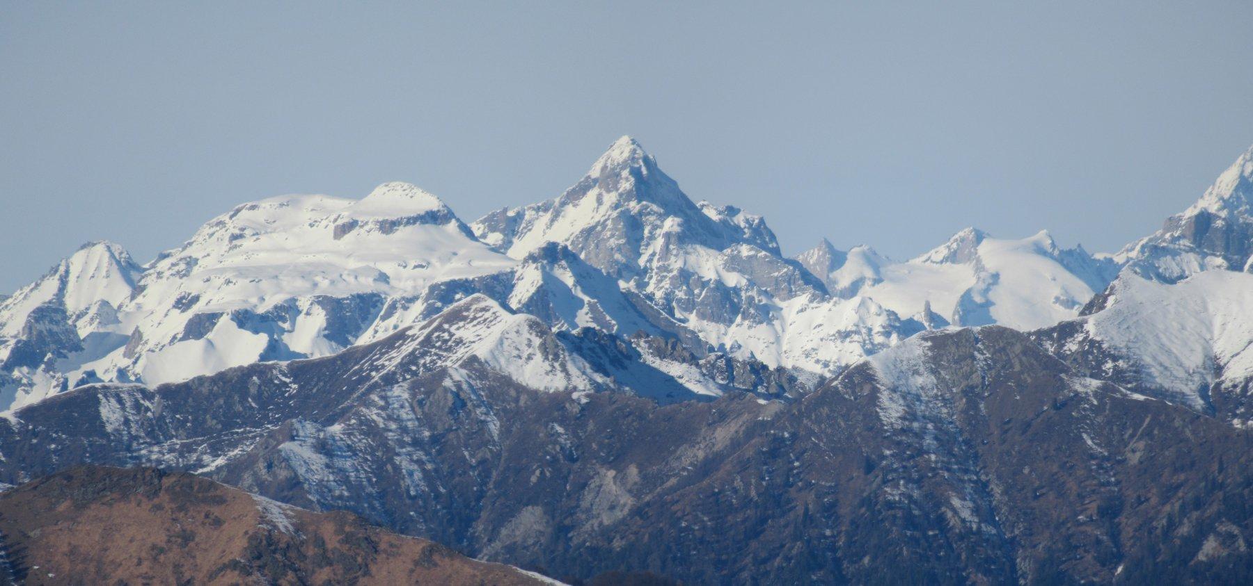 Monte Cistella e Helsenhorn