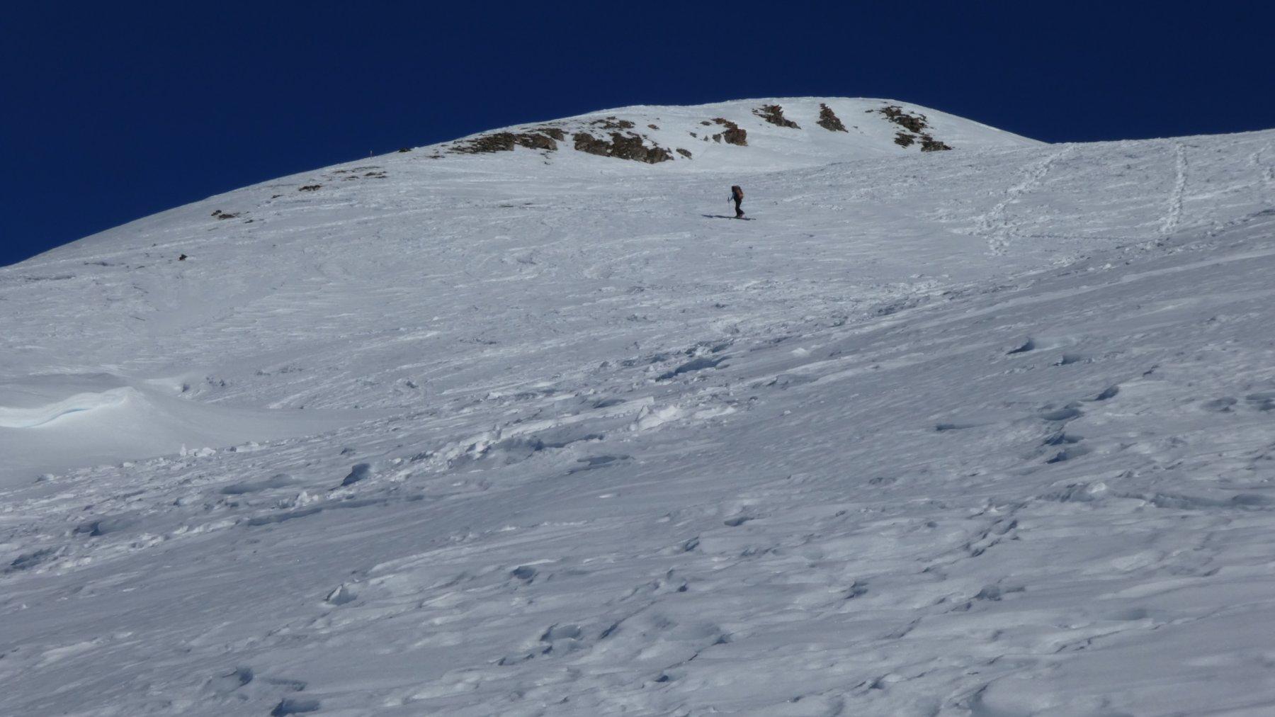 Gardiole de l'Alp (la) e Tete de Molines da Gaudissard 2018-12-31