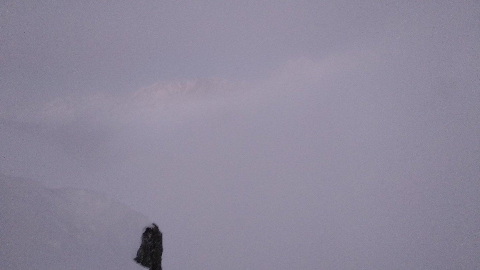 lato svizzero dal colle