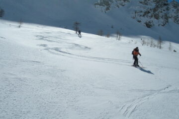 Ancora neve bella   I   Le belle neige, encore et encore   I   Great snow still going strong   I   Immer noch schöner Schnee   I   Todavía buena nieve