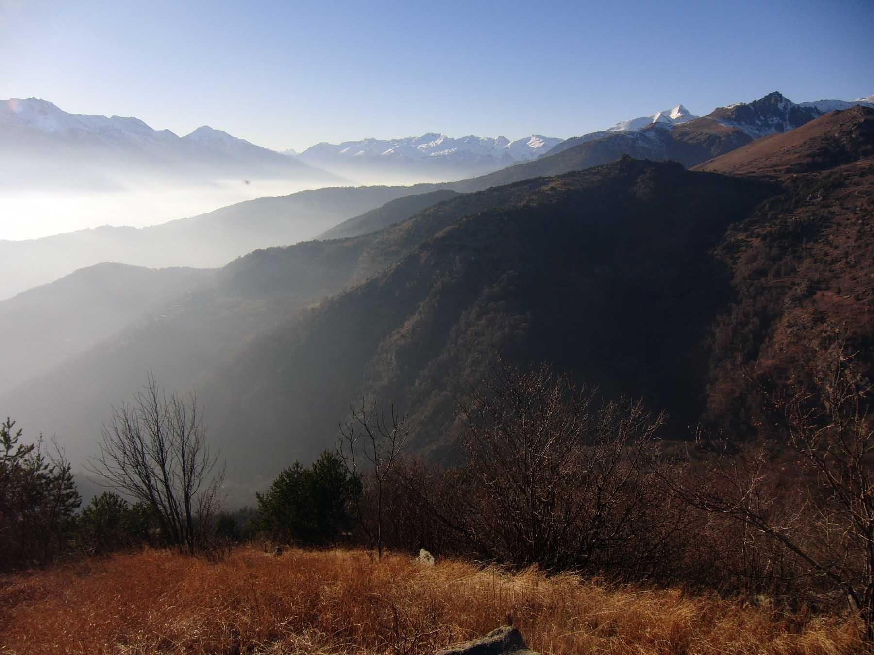 Verso l'alta Valle