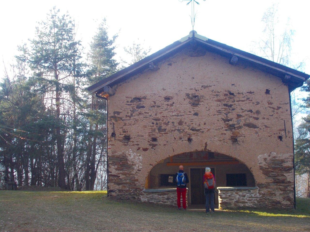 la cappella di San Chiaffredo
