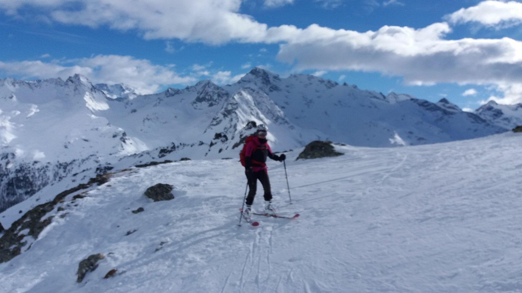 Panorami meravigliosi della Valgrisanche