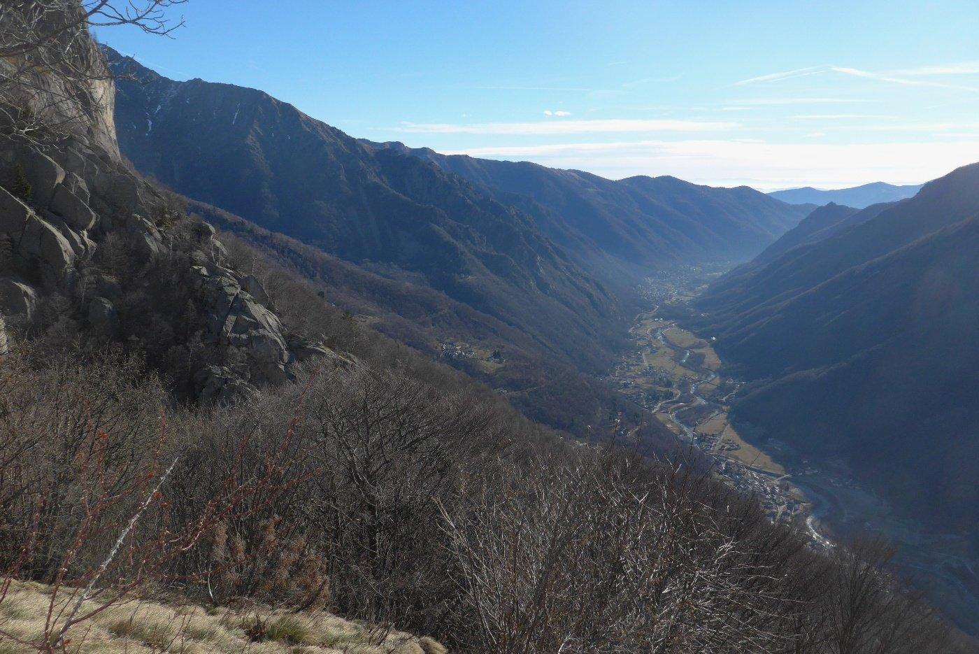 La bassa Val Grande