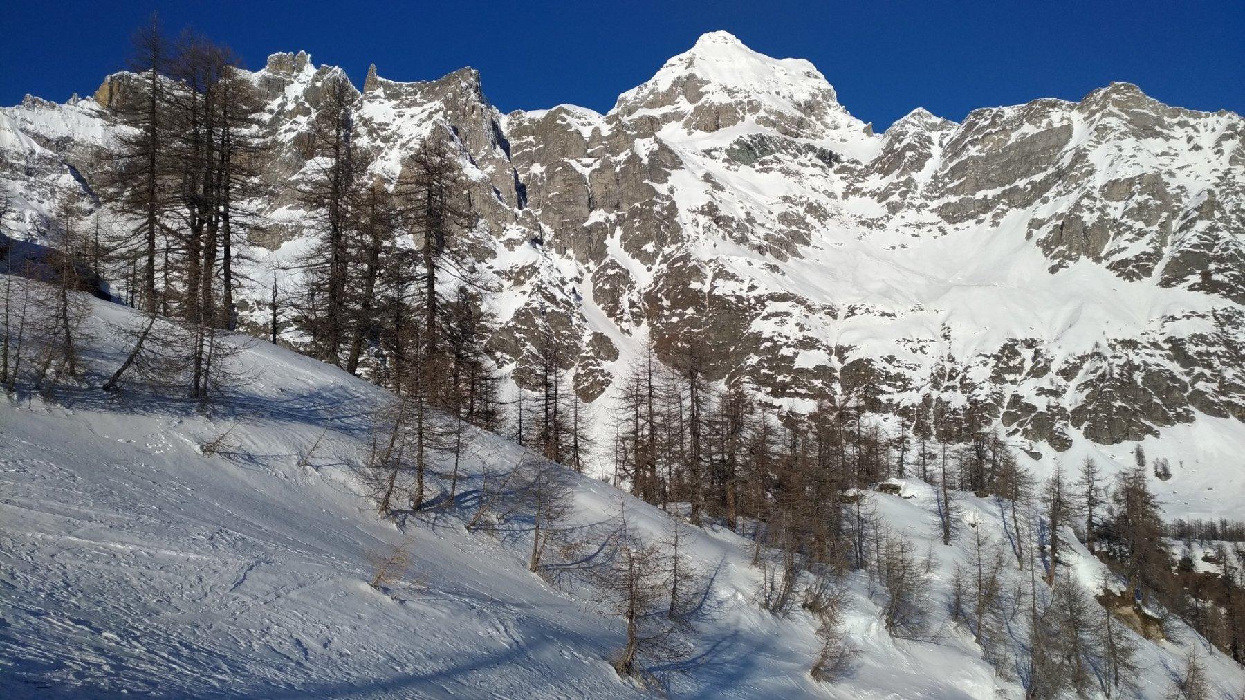 Sopra l'Alpe Misanco