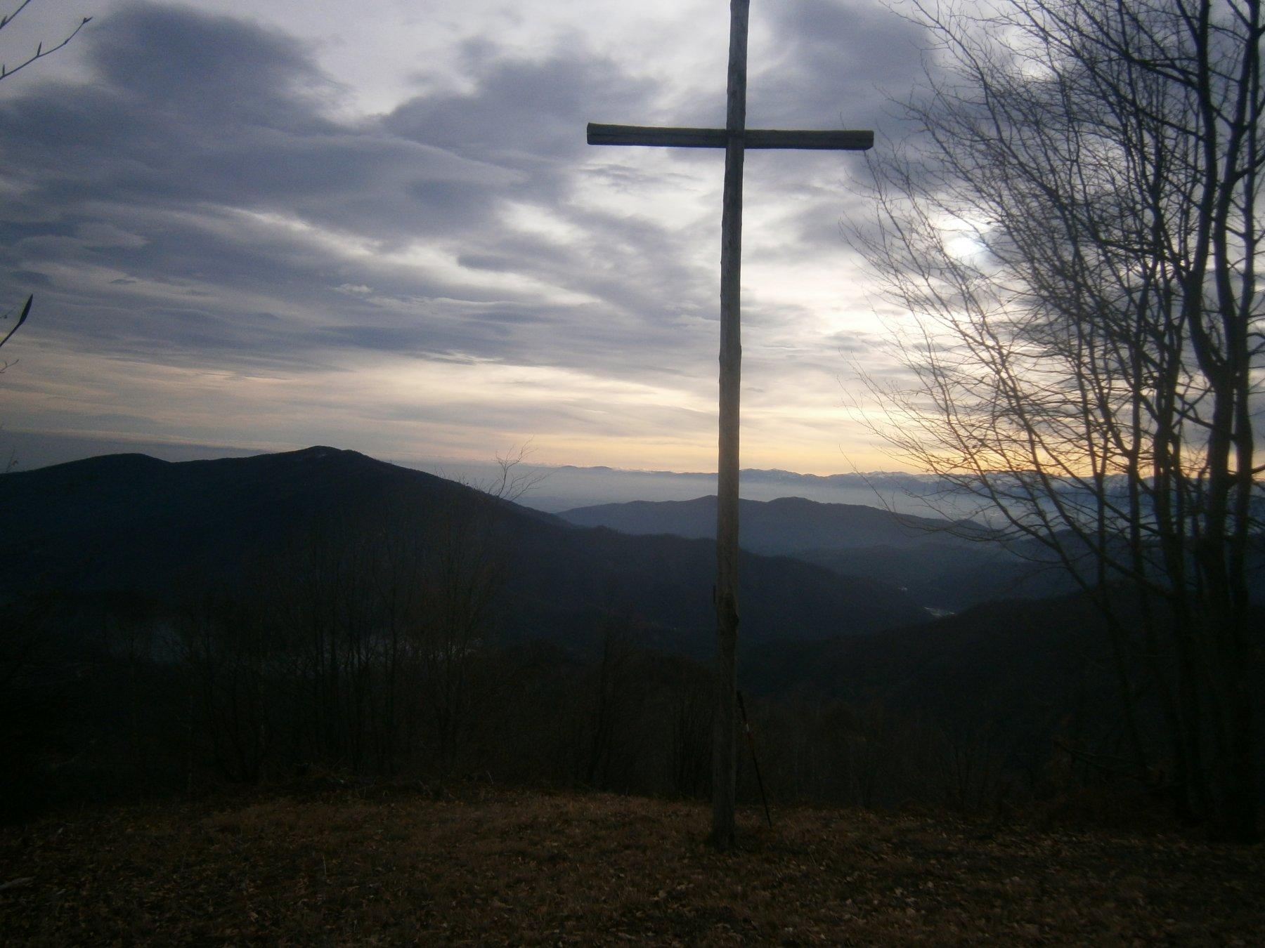 Croce lignea a quota 1170