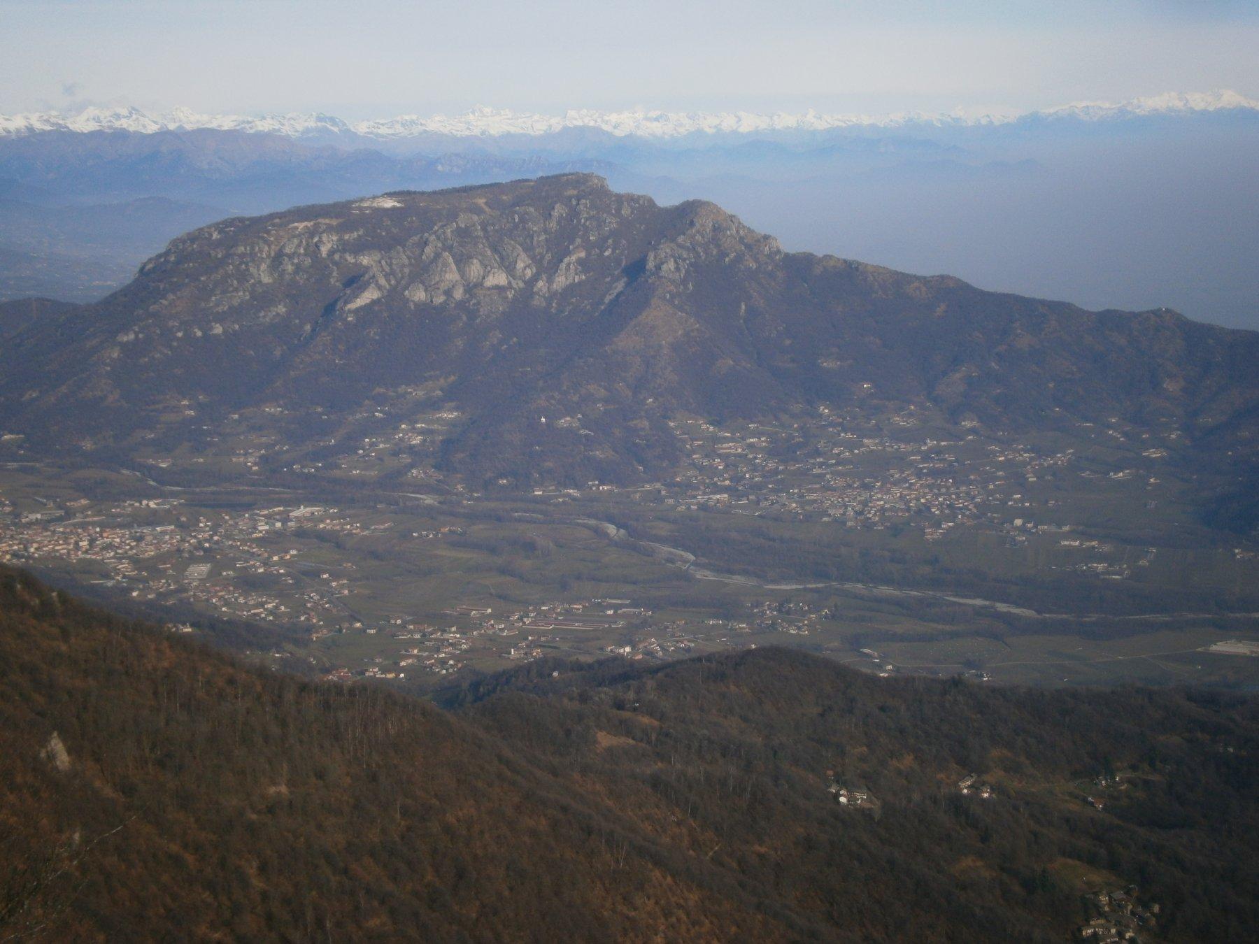 Il monte Bracco